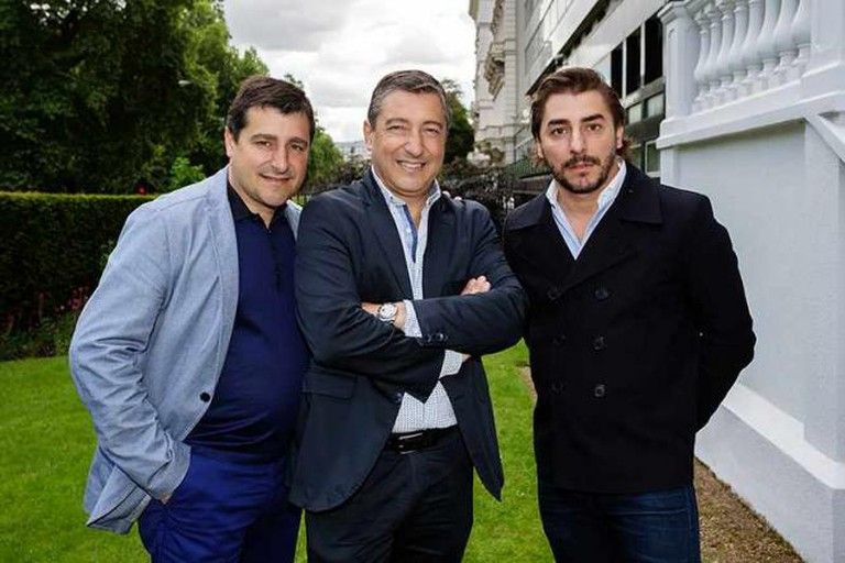Josep, Joan and Joni Roca