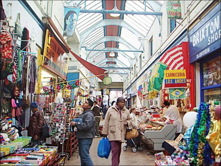 Brixton Village   © Karin Bultje/Flickr