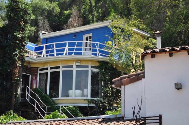 La Chascona House | © Arturo Rinaldi Villegas/WikiCommons