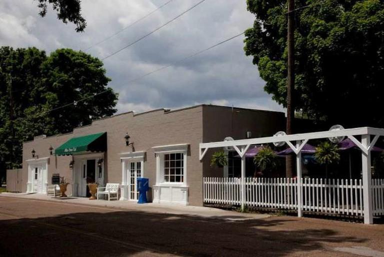 Main Street Café | © Carol M. Highsmith/WikiCommons