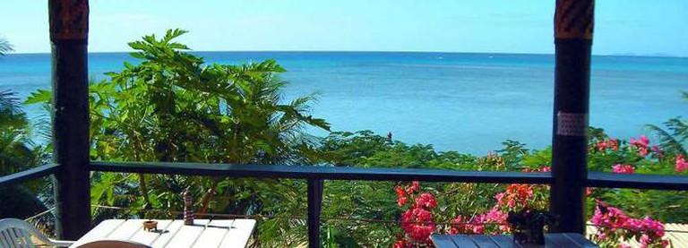Coconut Grove's Restaurant | © Coconut Grove Beachfront Cottages