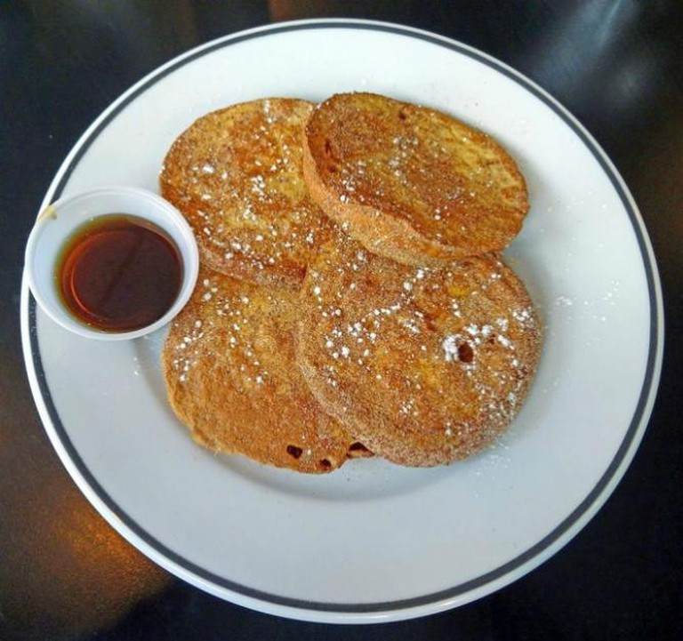Grillshack, Cinnamon French Toast   © Homegirl London