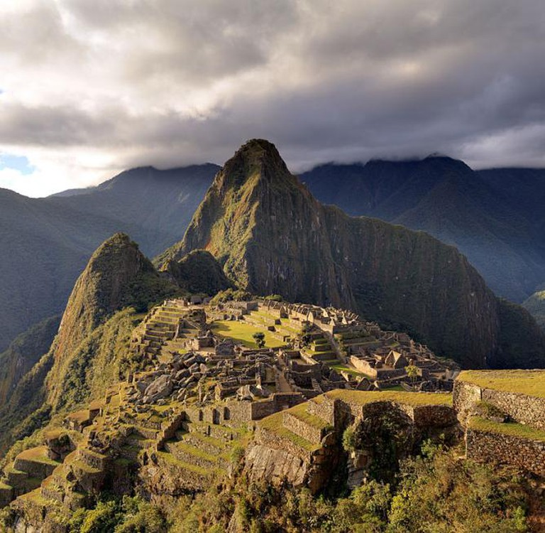 Macchu Picchu | © Martin St-Amant/Wikimedia Commons