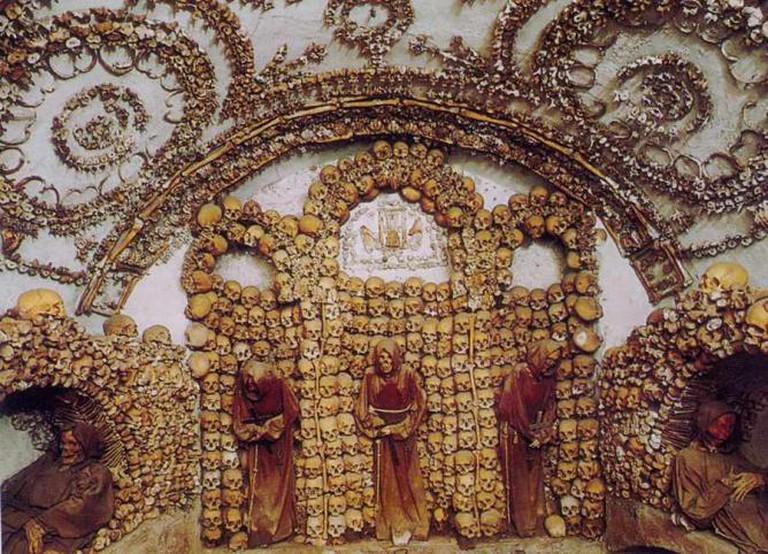 Capucin Monks Crypt | © John Mosbaugh/Flickr