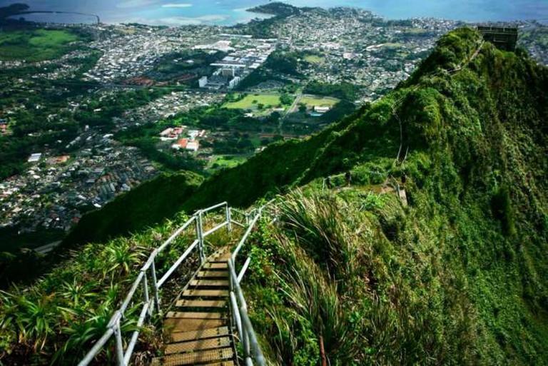 Haiki Stairs – Stairway to heaven | © Priit Siimon/Flickr
