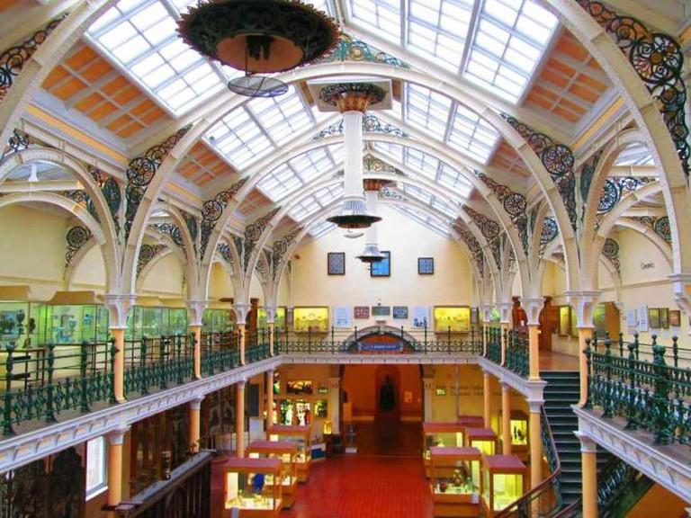 Industrial Gallery, Birmingham Museum and Art Gallery | © Kia Marie Hunt