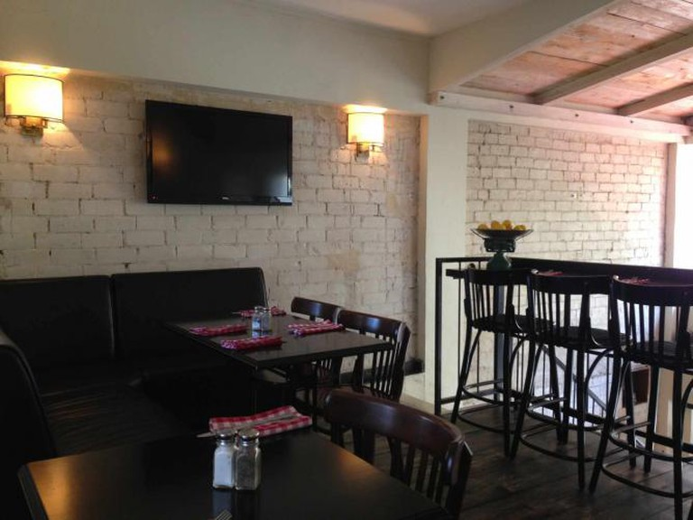 Cafe Lulu Kitchen & Bar, Neve Tsedek