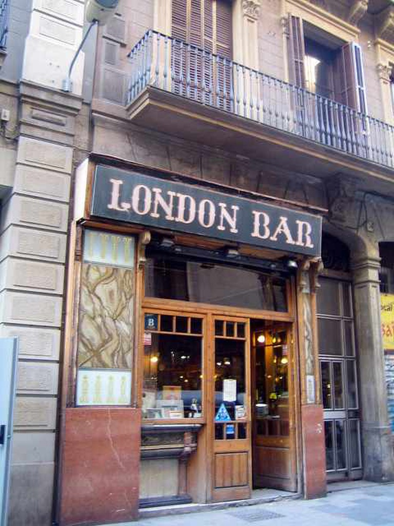 London Bar | © Heidi De Vries/Flickr