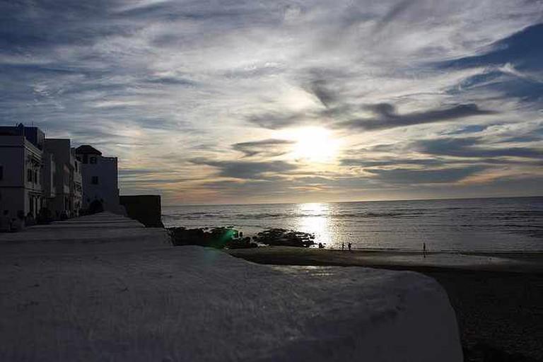Sunset in Asilah   © Pedro Lozano/Flickr