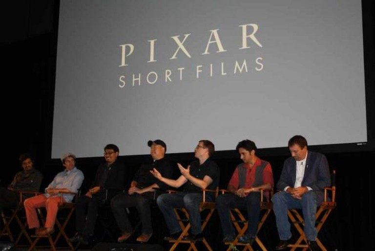LA Shorts Fest via Pixar Times