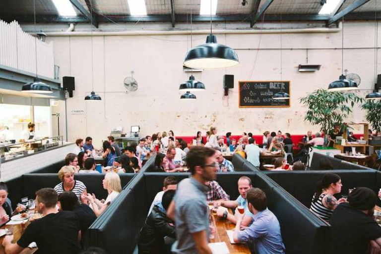 Dining hall | Courtesy of Little Creatures