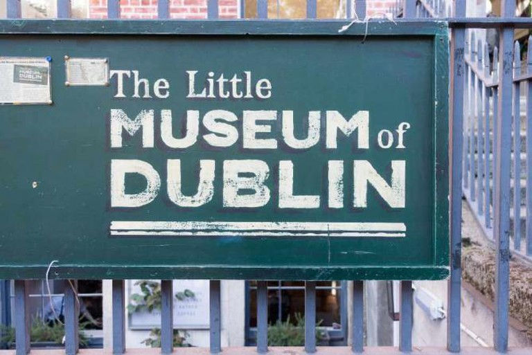 The Little Museum of Dublin © William Murphy/Flickr