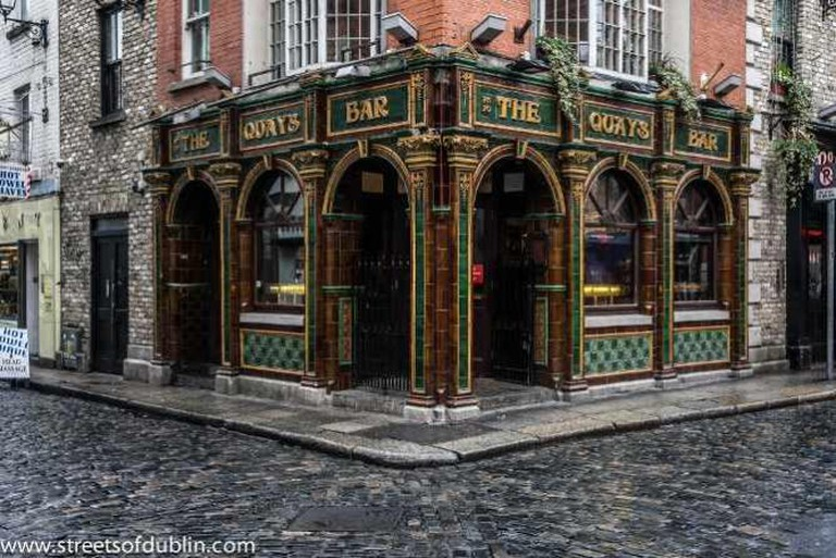 Temple Bar © William Murphy/Flickr