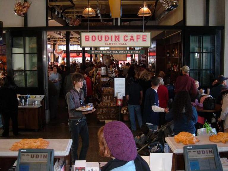 Boudin Cafe   © BrokenSphere / Wikimedia Commons