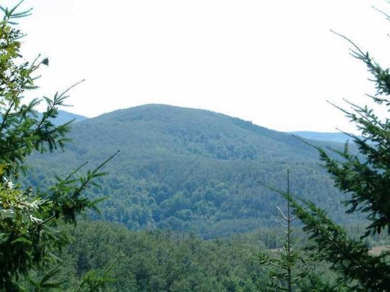 Mount Cholomontas | © Christaras A/WikiCommons