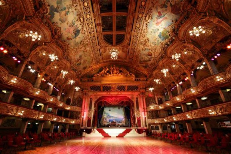 Blackpool Tower Ballroom | © Michael D Beckwith/Flickr