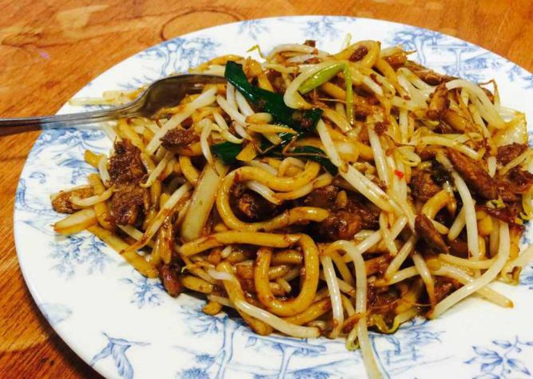 One of the restaurant's tasty dishes | Courtesy of Michael Wan's Mandarin