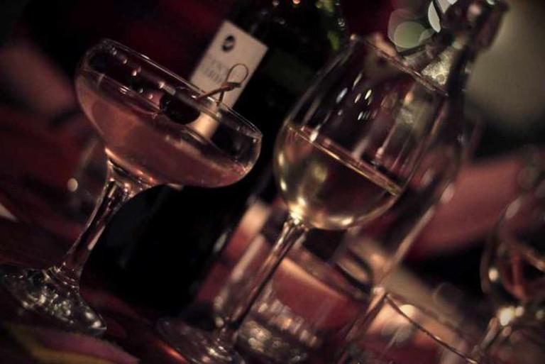 Cocktails and Wine, The Butchershop   © Pamela Graham/Flickr
