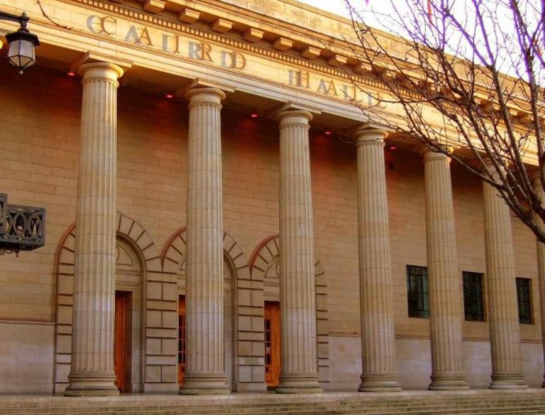 Caird Hall | © Citizensmith/WikiCommons