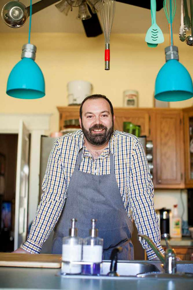 Chef Matthew Bell | © Arshia Khan