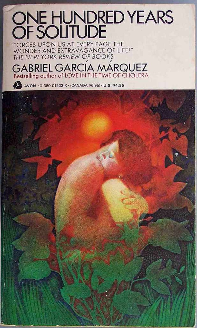 One Hundred Years of Solitude – Gabriel García Márquez | © Chris Drumm/Flickr