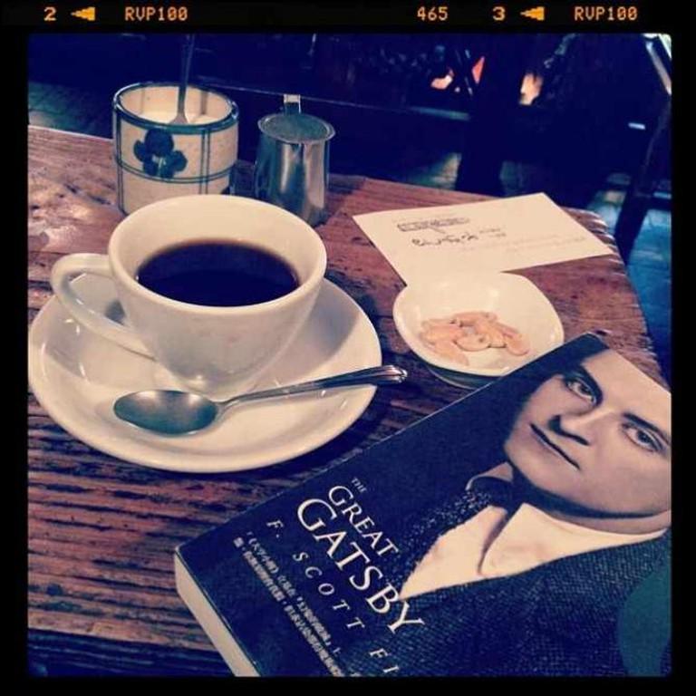 The Great Gatsby – F. Scott Fitzgerald | © Richard, enjoy my life!/Flickr