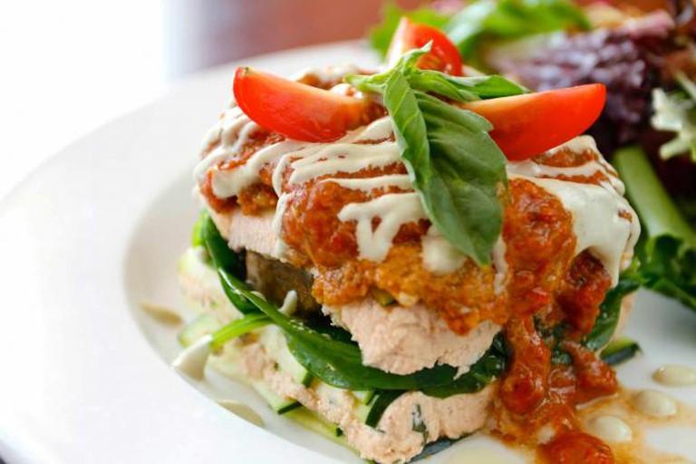SunCafe Zucchini Lasagna