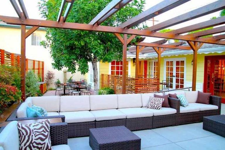 SunCafe patios