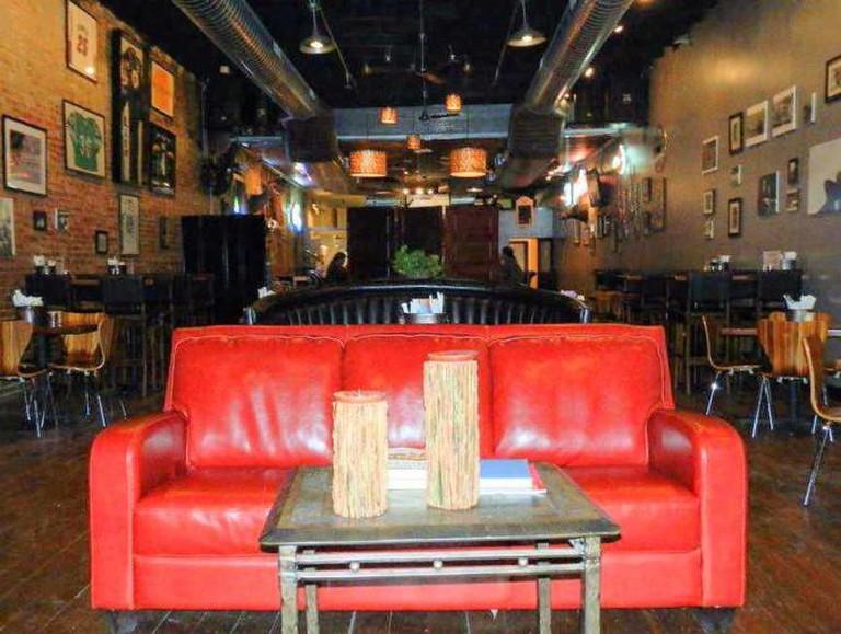 Stone Pony Pizza Interior | Courtesy of Stone Pony Pizza