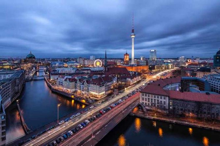 Berlin, Germany | © David Bank/Flickr