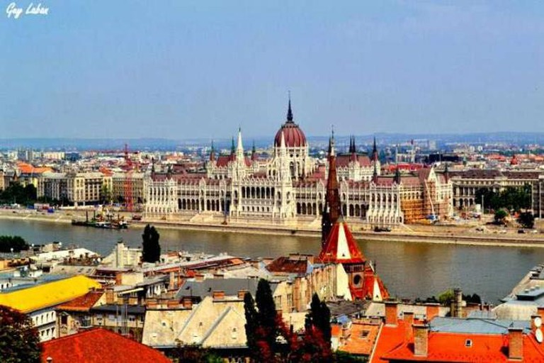 Budapest, Hungary | Photo by Guy Laban