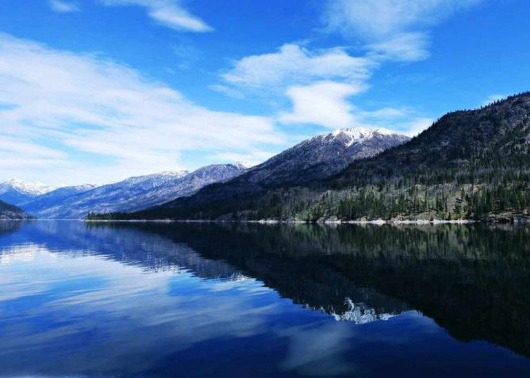 Lake Chelan, Washington | Courtesy of Lake Chelan Chamber of Commerce