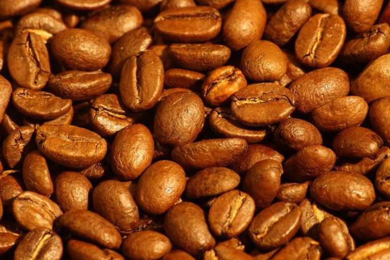 Arabica coffee beans | © Ragesoss/WikiCommons