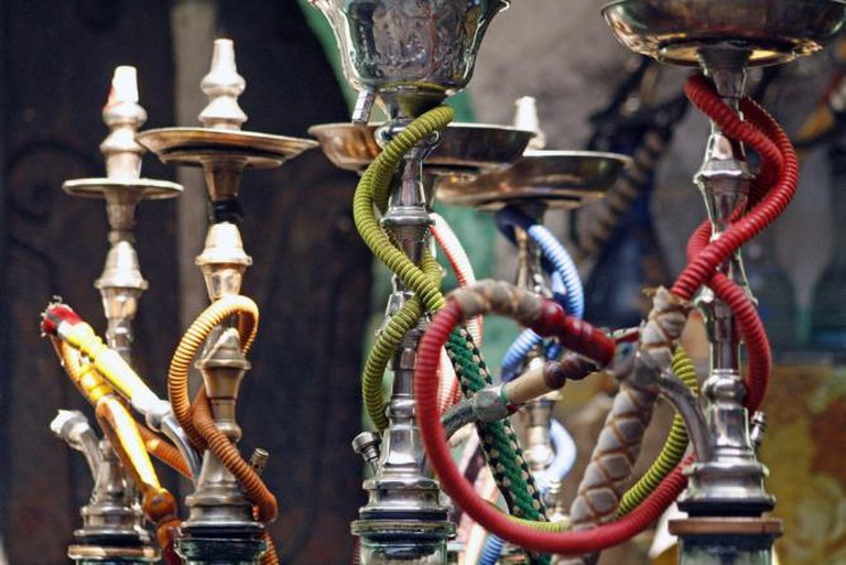 Shisha | © Carsten ten Brink/Flickr