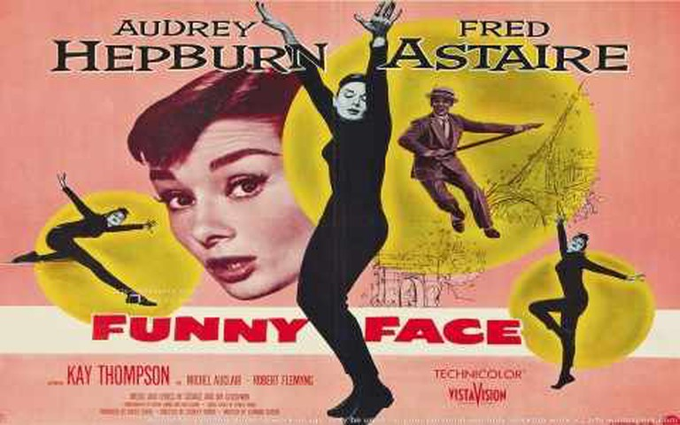 Funny Face @ParamountPictures