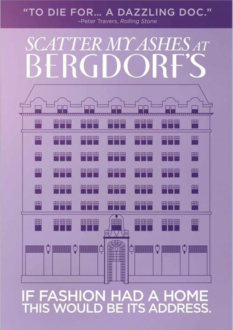 Scatter My Ashes At Bergdorf's @BerneyFilms/QuixoticEndeavors
