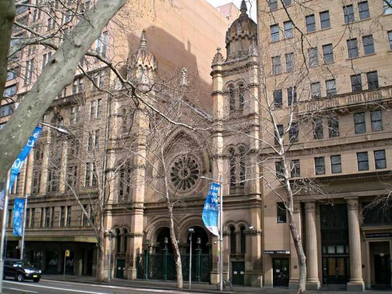 The Great Synagogue of Sydney © BobMeade/Flickr