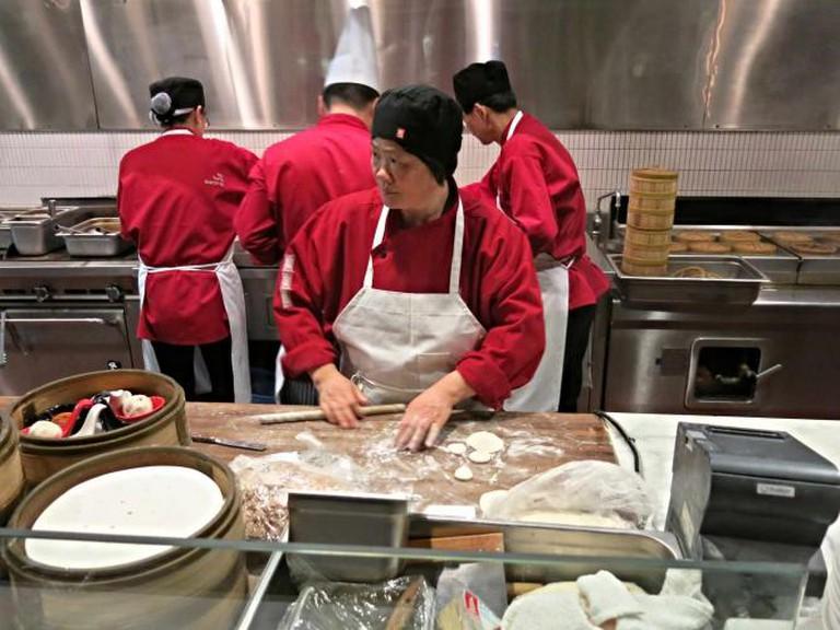 M.Y. China Dumpling Maker  l  © garystevens/flickr