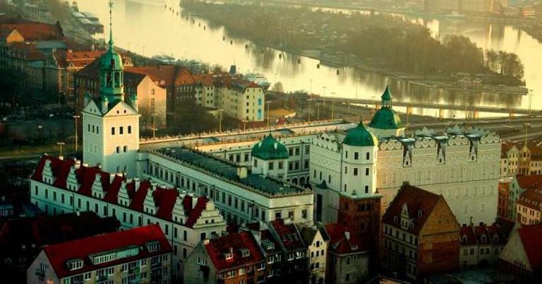 The Pomeranian Ducal Castle   © Cezarde62/WikiCommons