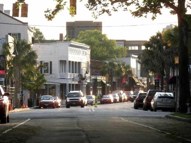 Bay Street Downtown Beaufort