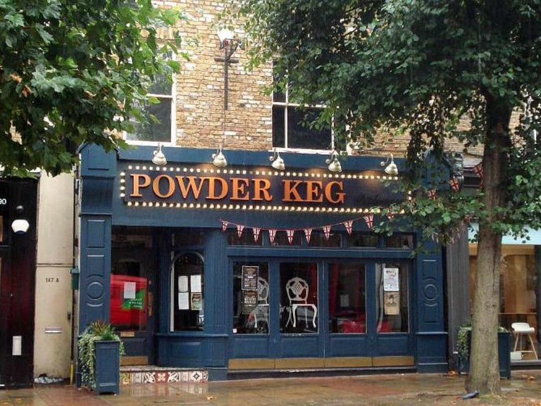 Powder Keg Diplomacy, Clapham