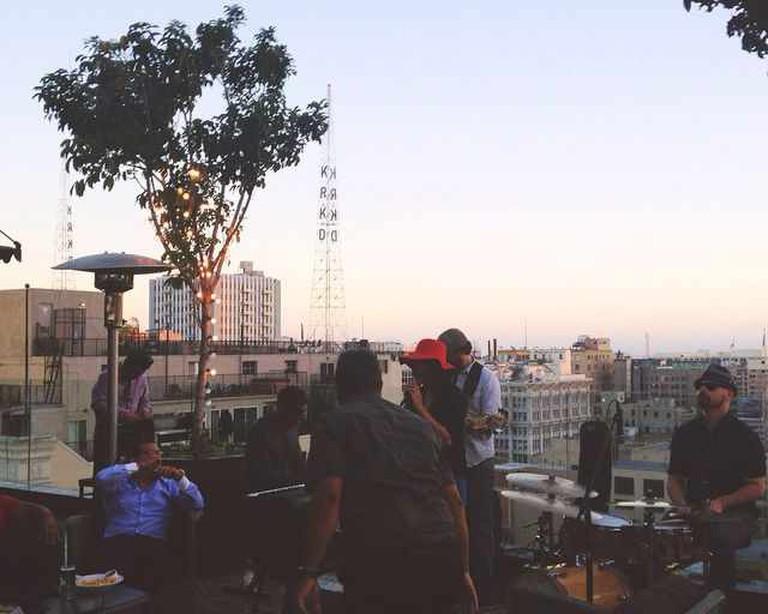 Perch Rooftop   © Rachel Wisterman