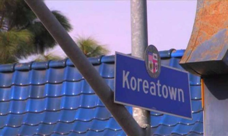 Koreatown in Los Angeles   © KennethHan/WikiMedia Commons