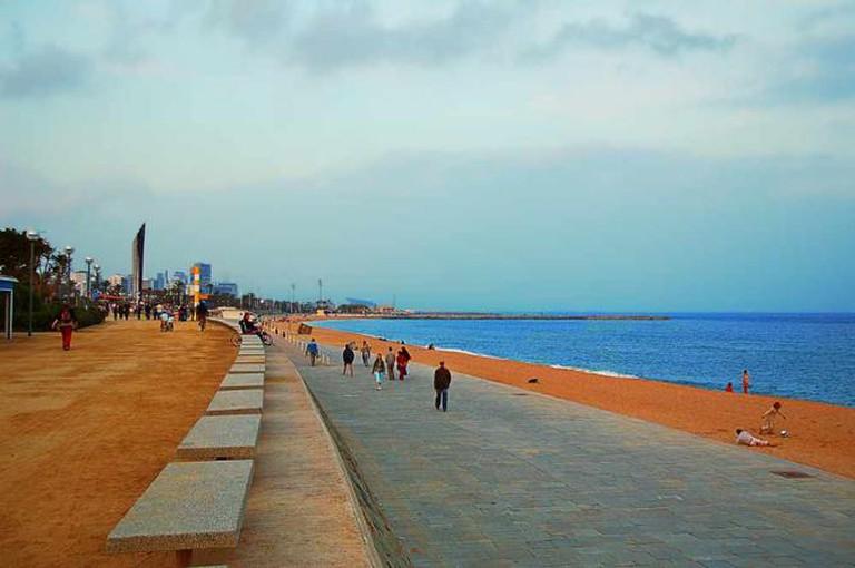 Poblenou Waterfront and Diagonal Mar   © Carlos Lorenzo/Flickr