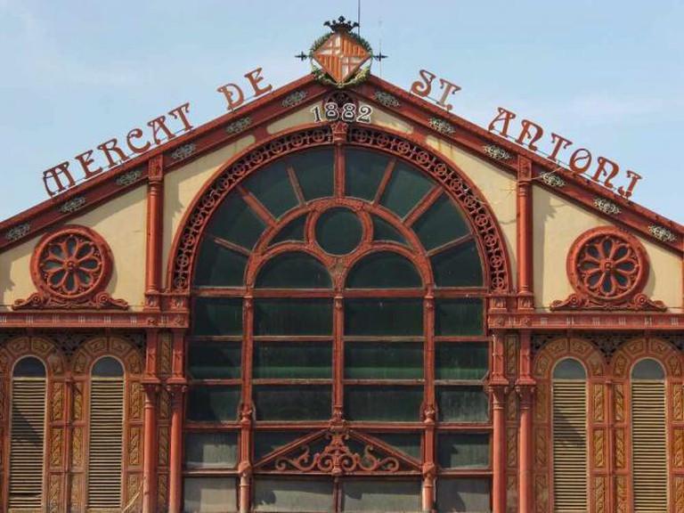 Mercat de Sant Antoni   © Oh-Barcelona.com/Flickr