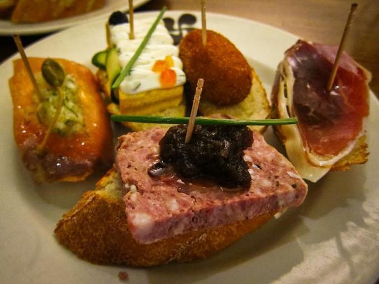 Basque Cuisine | © Maxim B./Flickr