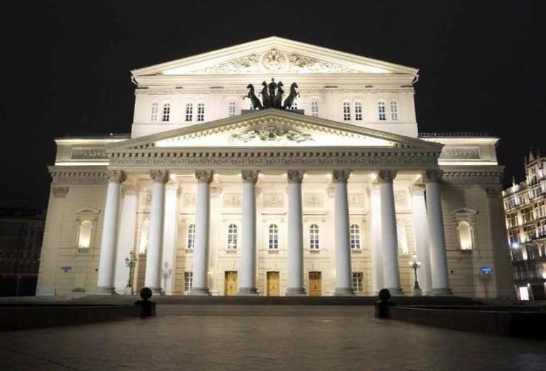 The Bolshoi Theatre | © Paul Nuttall/Flickr