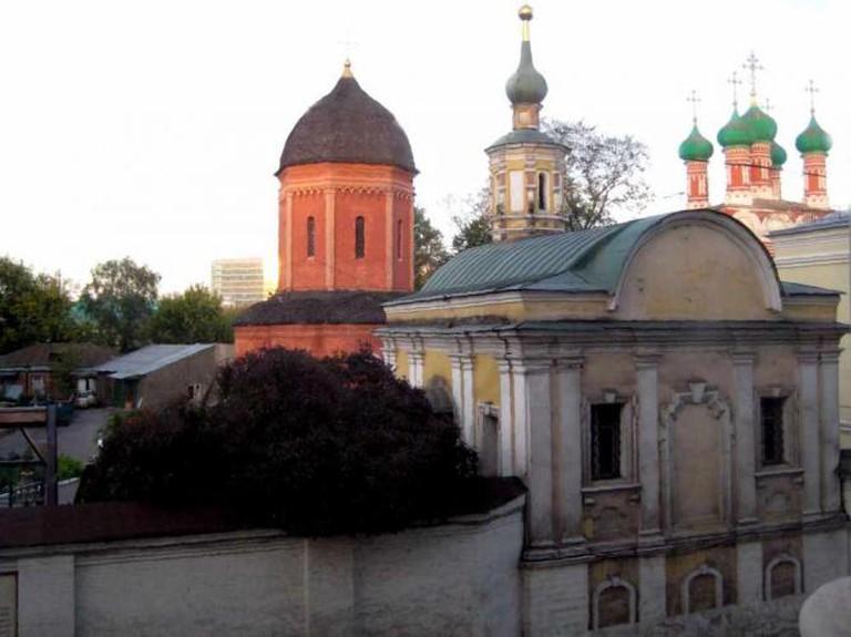 The Vysokopetrovsky (St Peter's) Monastery | © shakko/WikiCommons