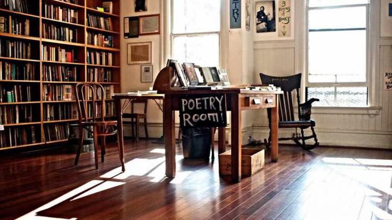 Poetry Room   © M. Lehmann/Flikr