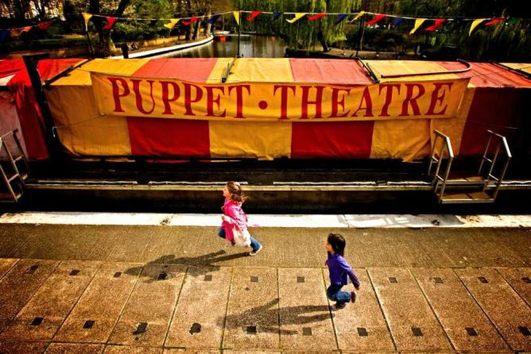 The Puppet Theatre © Barge Antonio Escalante